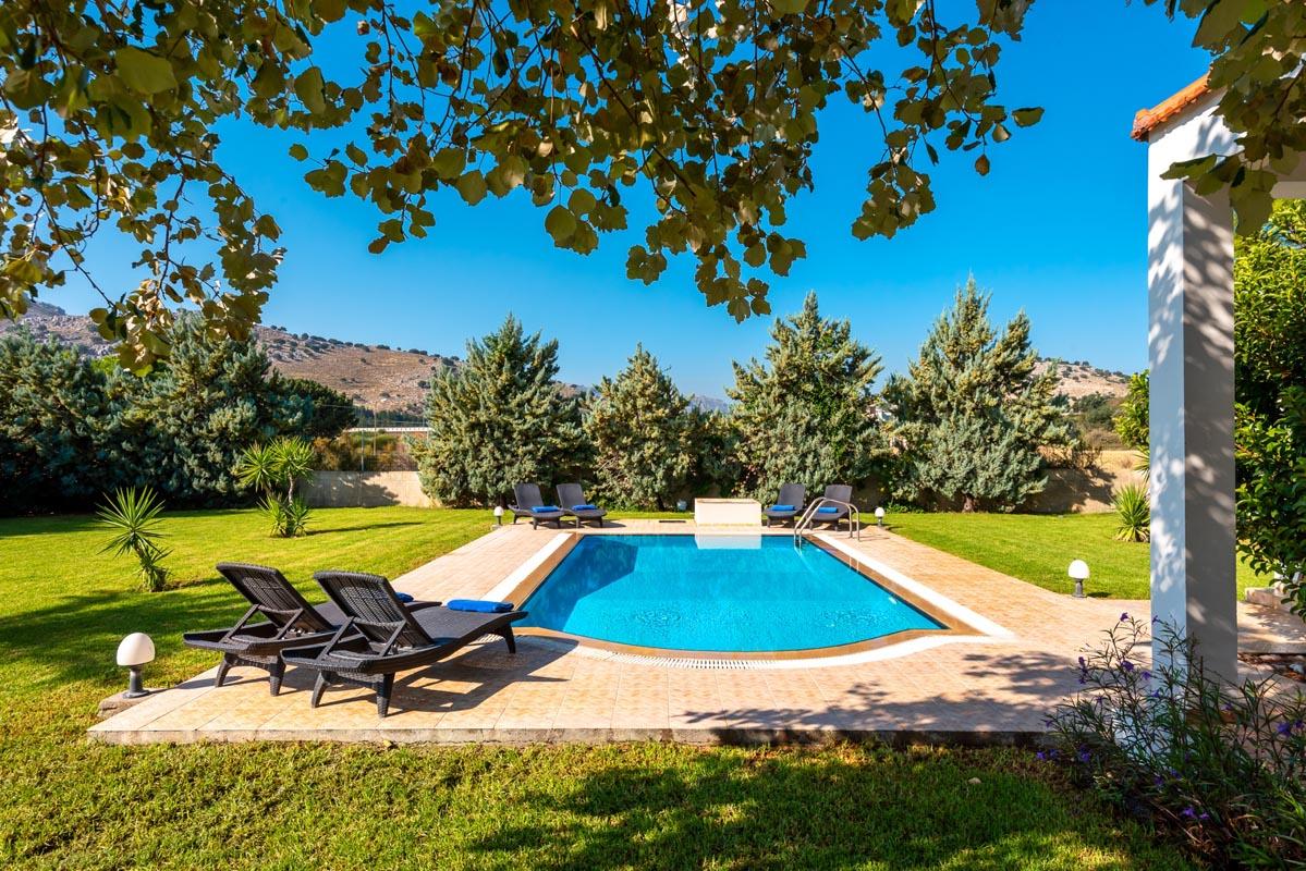 Rhodes Holidays Afrodite Classico Villa